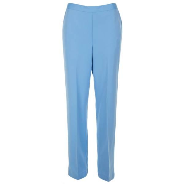 Misses Blue Proportioned Medium Pants