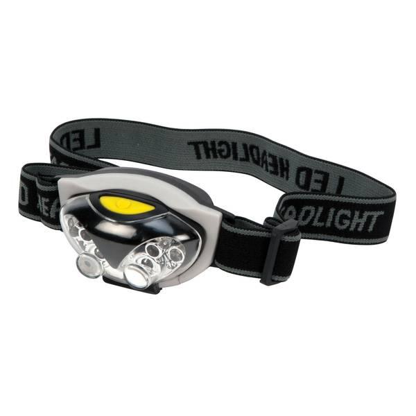 6 LED Headlamp