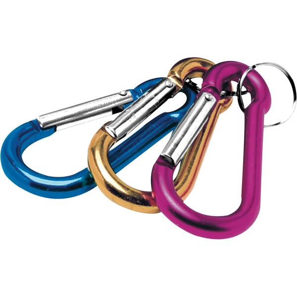 D-Clip Key Holder Assortment