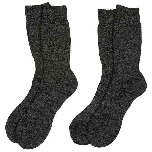 Women's Arch Support Heavy Weight Socks - 2 Pack