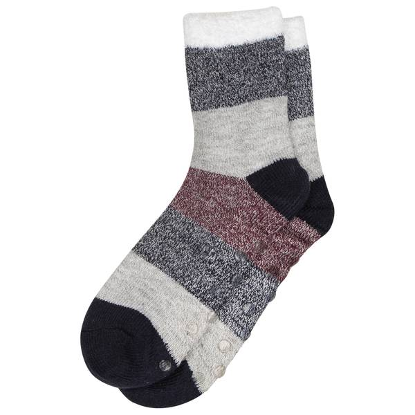 Women's Double Layer Stripe Socks