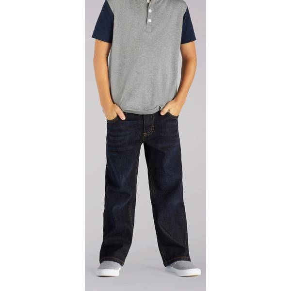 Boy's Wally X-Treme Comfort Regular Fit Jeans