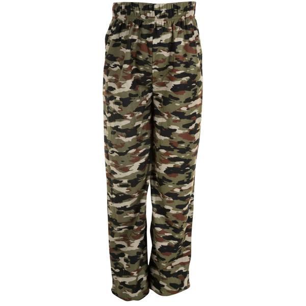 Boys' Camo Sleep Pants
