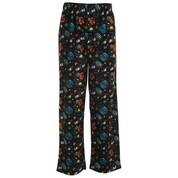 Boys' Space Print Sleep Pants