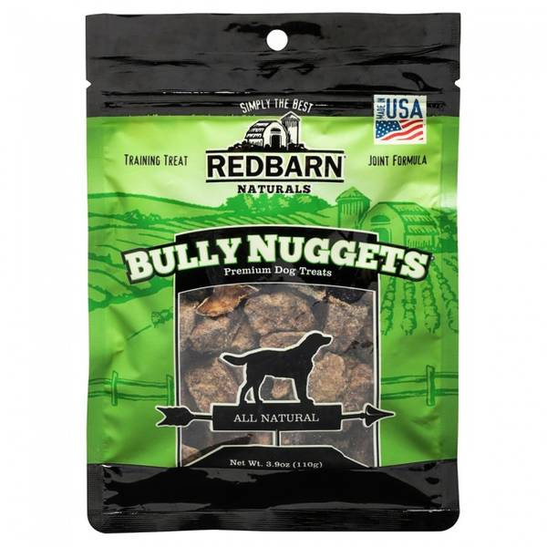 Natural Beef Bully Nuggets