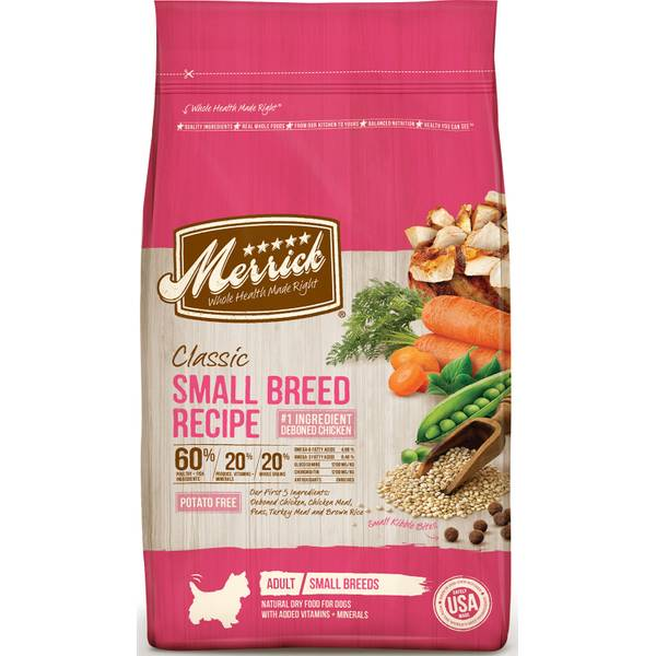 Classic Small Breed Dry Dog Food