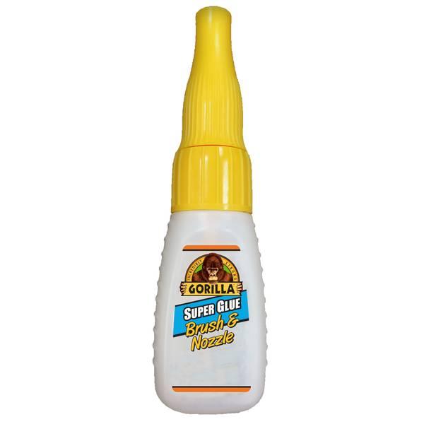 Super Glue Brush & Nozzle