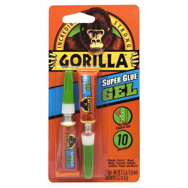 Super Glue Gel Tubes (2)