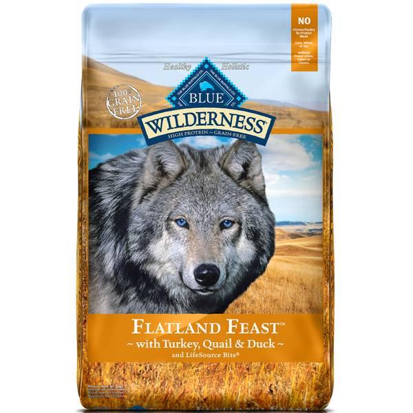 Wilderness Flatland Feast Dog Food