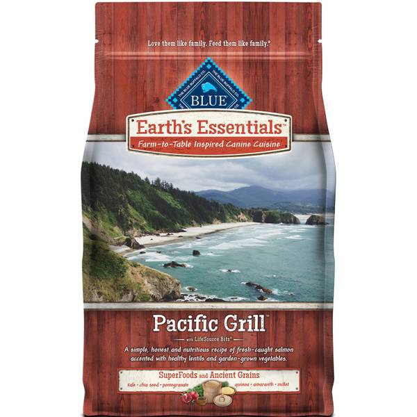 Earth's Essentials Pacific Grill Dog Food