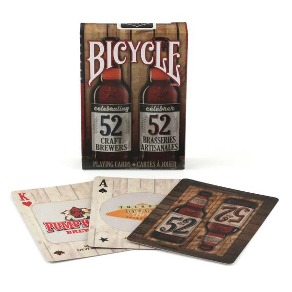 Craft Beer, Spirit of North America Playing Cards