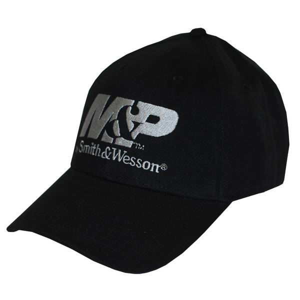 Men's Black Logo Cap