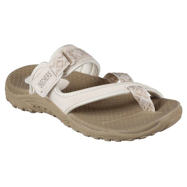 e3d81f504093 Women s Natural Reggae Trailway Thong Sandals. Skechers ...