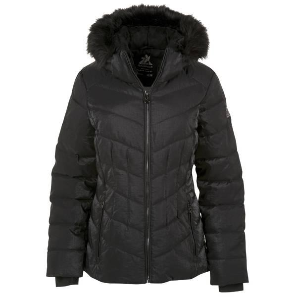 Women's Camryn Contrast Hooded Jacket