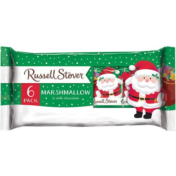 Milk Chocolate Marshmallow - 6 Pack