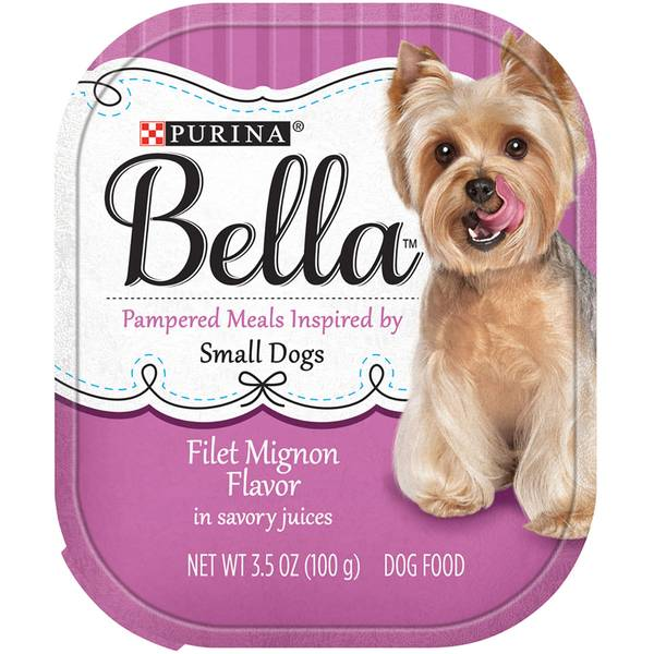 Bella Filet Mignon Flavor in Savory Juices