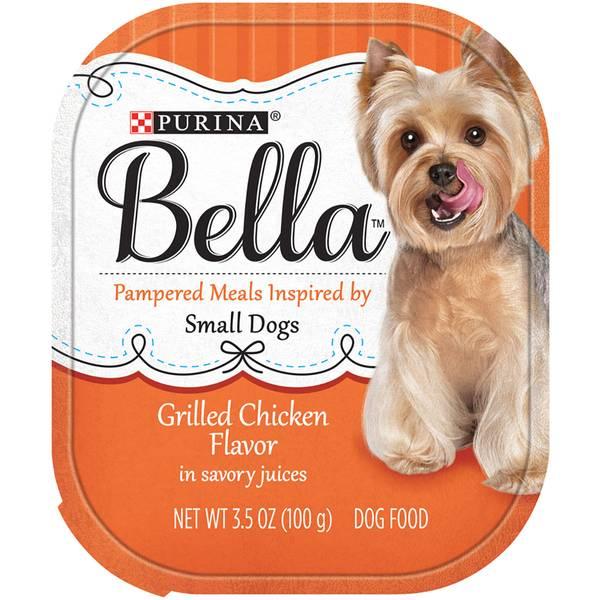 Bella Grilled Chicken Flavor in Savory Juices