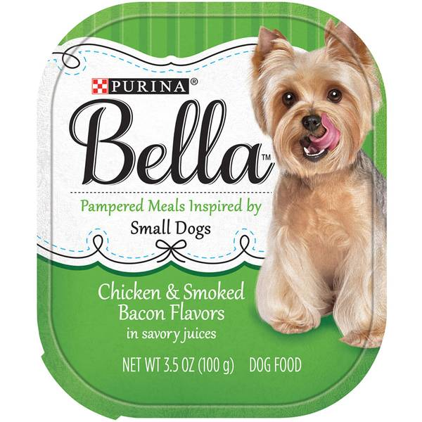 Bella With Chicken & Smoked Bacon in Savory Juices