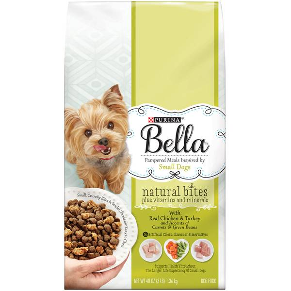 Bella Natural Bites With Real Chicken & Turkey