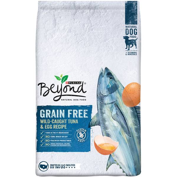 Beyond Grain Free Tuna & Egg Recipe Dry Dog Food