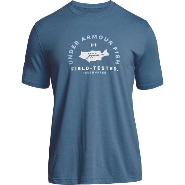 Men's Bass Blue and Elemental Bass Field Tested Tee
