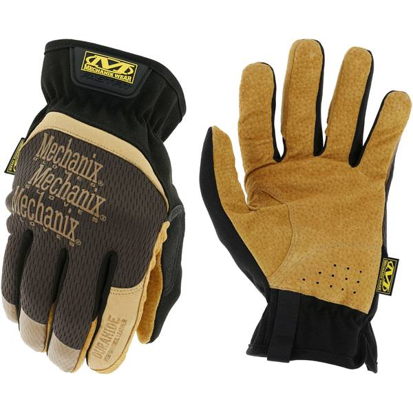 Fast-Fit DuraHide Leather Gloves