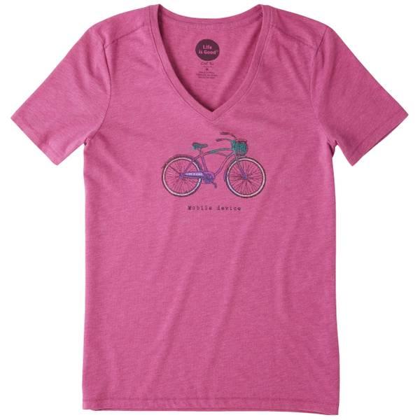 Women's Mobile Device Bike Cool Vee