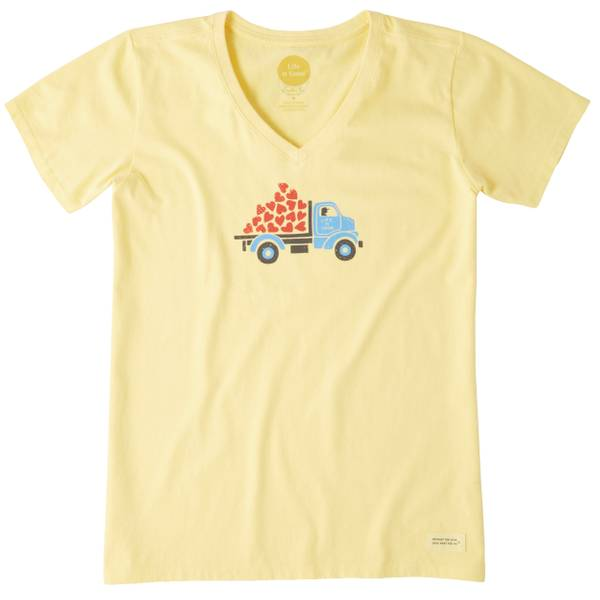 Women's Special Delivery Crusher Vee T-Shirt