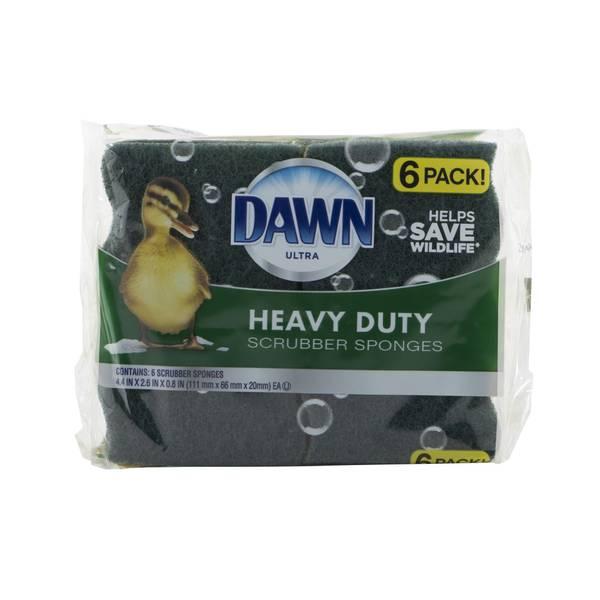 Heavy Duty Scrubbing Sponges