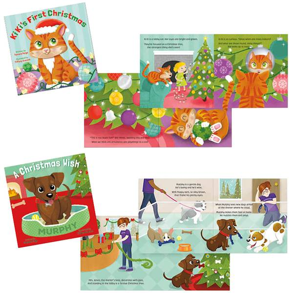 Christmas Board Book Assortment