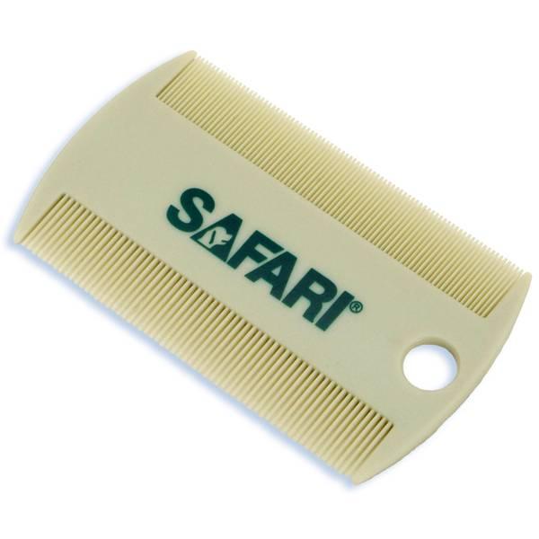 Safari Two Sided Flea Comb