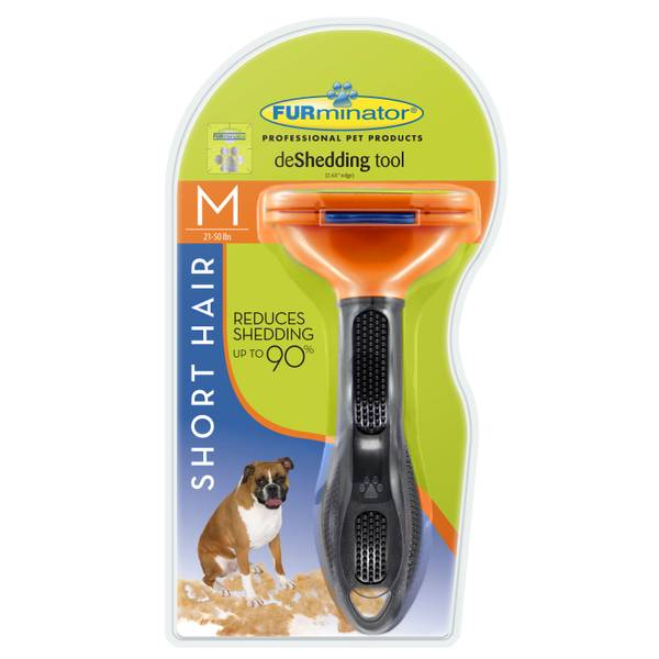 Short Hair Deshedding Tool