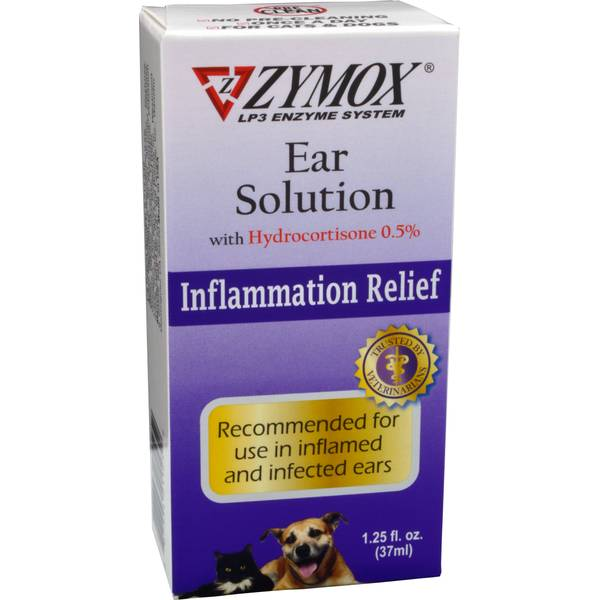 Enzymatic Ear Solution for Dogs & Cats