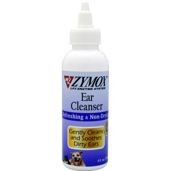 Ear Cleanser for Dogs & Cats