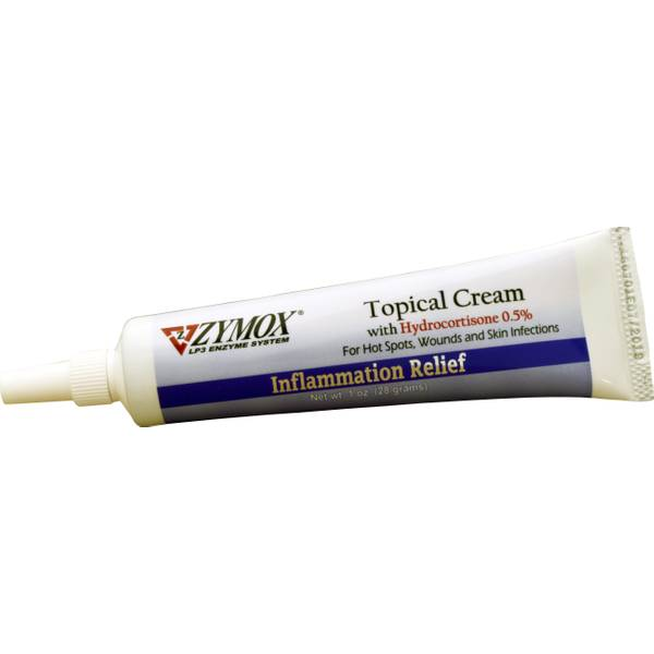 Topical Cream for Hot Spots & Skin Infections