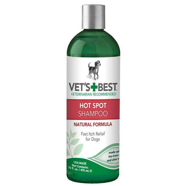 Hot Spot Dog Shampoo