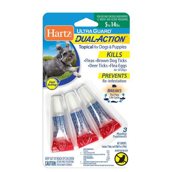 Dual Action Flea & Tick Drops