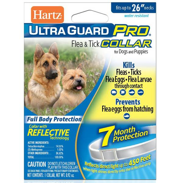 Ultra Guard Pro Flea & Tick Pet Collar