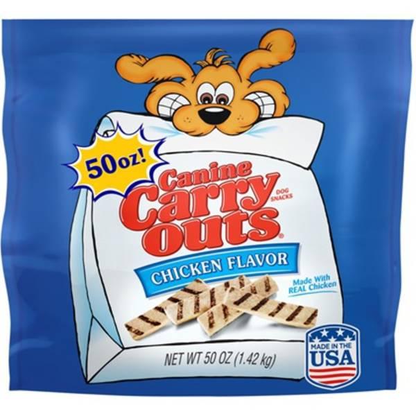 5 oz Chicken Dog Treats
