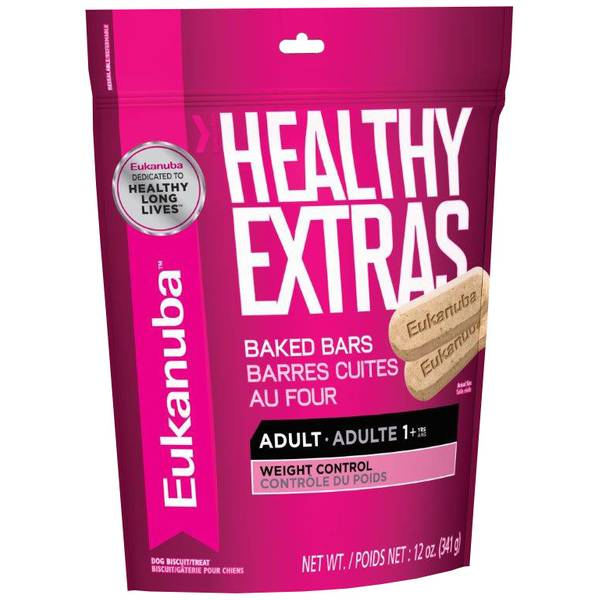 Healthy Extras Adult Weight Control Dog Treats