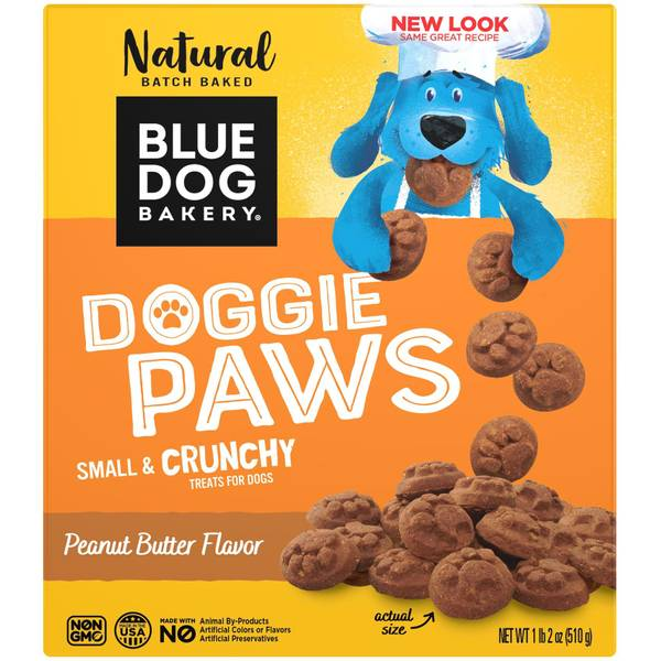 18 oz Doggie Paws Dog Treats