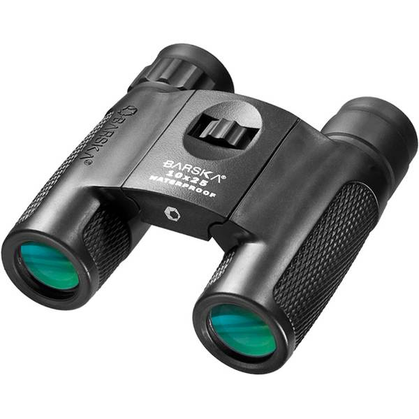 10x25mm Blackhawk Waterproof Compact Binoculars