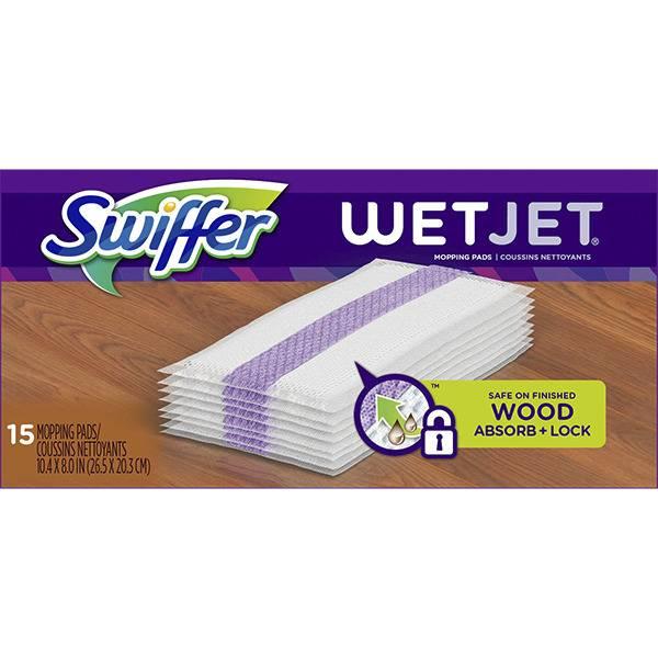 WetJet Pad Wood
