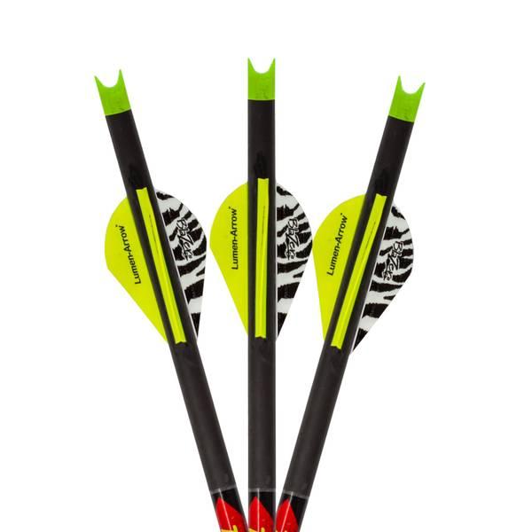 Green Lumen-Arrow 20