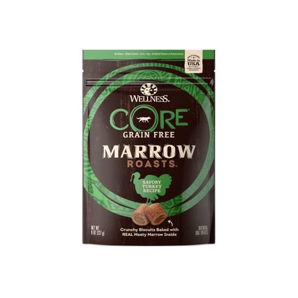 8 oz Core Marrow Roast Turkey Dog Treats