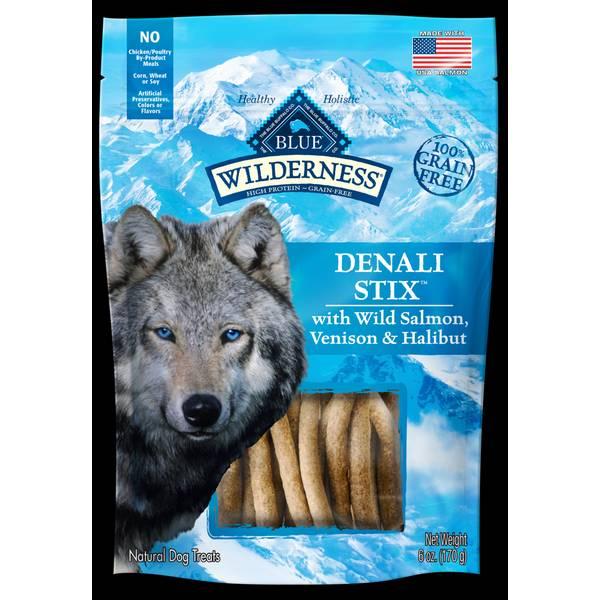 Wilderness 6 oz Denali Stix Dog Treats
