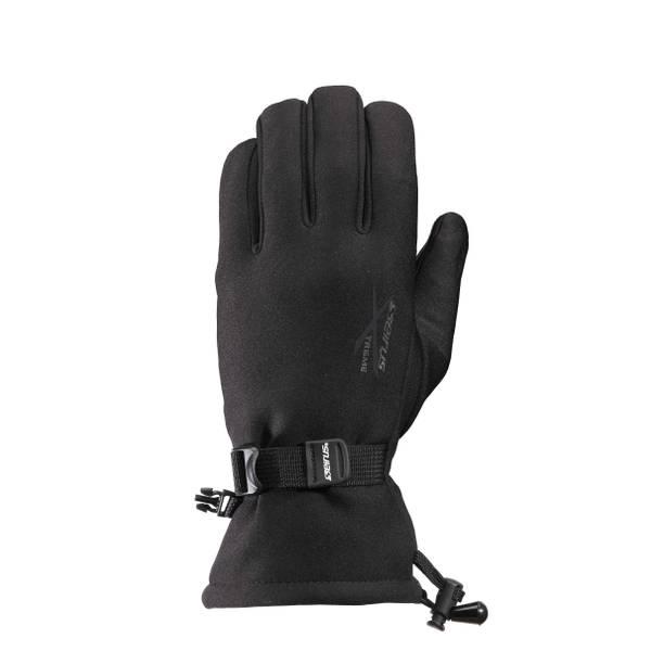 Men's Black Xtreme All Weather Gauntlet Gloves