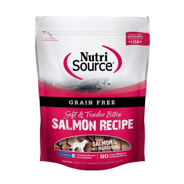 6 oz Grain Free Salmon Bites