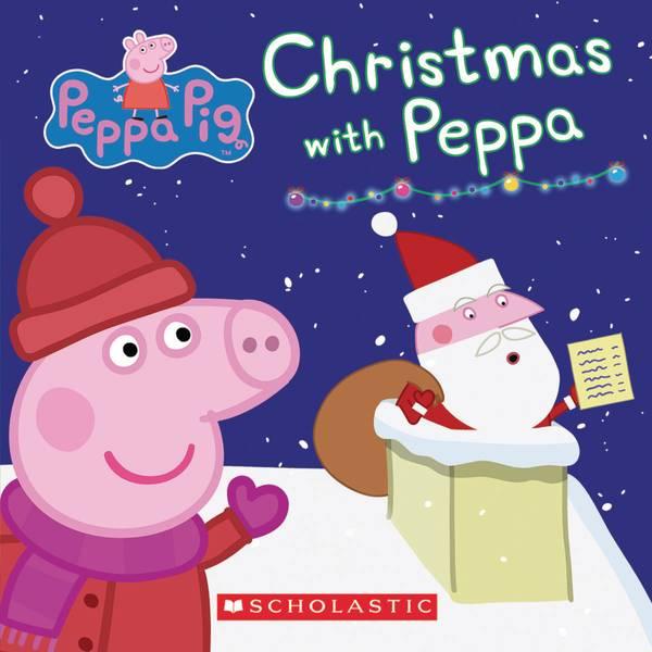 Peppa Pig Christmas Book