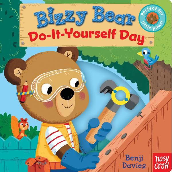 Bizzy Bear Do-It-Yourself Day